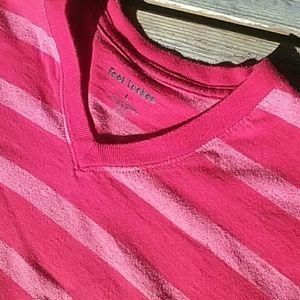 a6bafafcb778 Foot Locker Shirts - Foot Locker men s large v-neck t-shirt